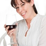 Drink Glas Rode Wijn