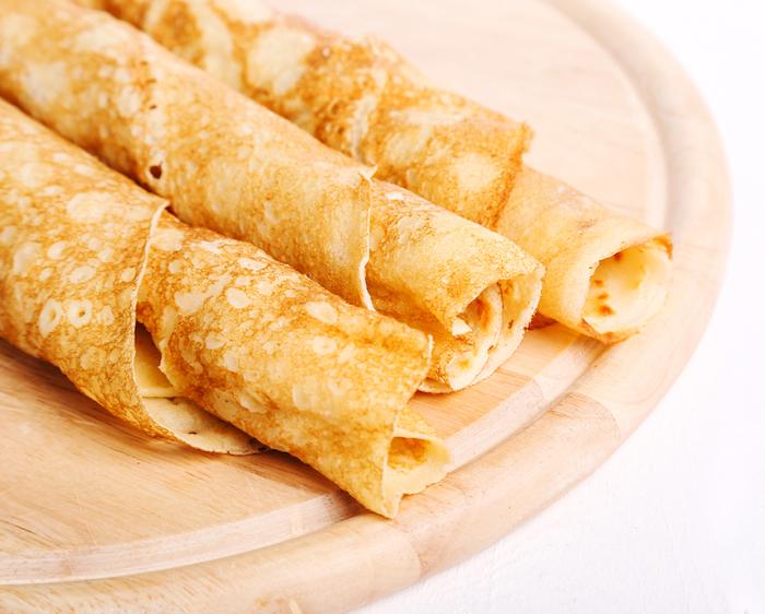 low carb pancake - koolhydraatarme pannenkoeken - boekweit