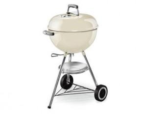 Weber houtskool barbecue