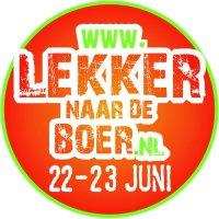 Logo Lekker naar de boer 2013