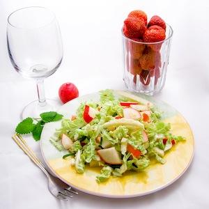 Snelle-zoete-zomersalade