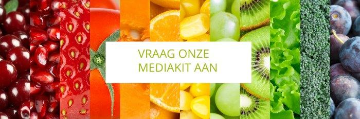 Mediakit website gezonde leefstijl   Goed eten Gezond leven