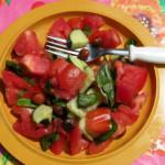Tomatensalade Coeur de Boeuf