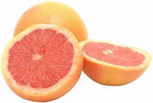 Grapefruit is heel gezond, helpt bij afvallen! Maak deze lekkere grapefruit smoothie.