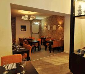 Vergeten seizoensgroenten in restaurant De Pastinaeck