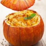 Pompoenrecept: risotto | groente van het seizoen