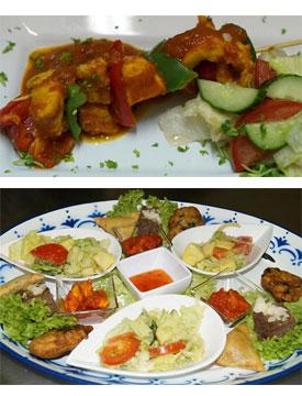 Traditioneel Afrikaans eten