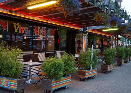 Afrikaans Restaurant in Rotterdam, Viva Afrika