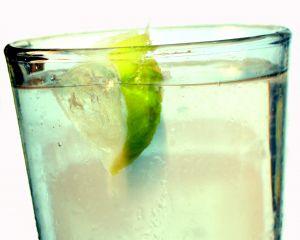 Brekingsindex glas naar water