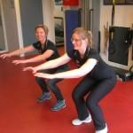 Squat oefeningen voor sterke en slanke billen en benen