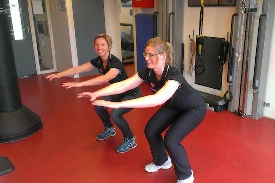oefening voor benen