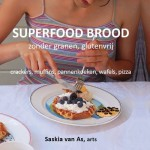 Superfood broodboek | Saskia van As