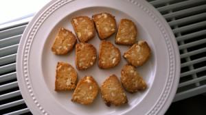 Amandelkoekjes recept