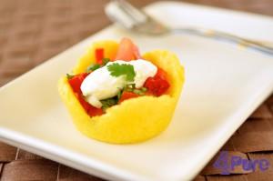 fingerfood polenta