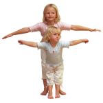 Yoga met kleuters en peuters - Yoga mudra & de Vogel