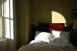 Rust in de slaapkamer voor een goede nachtrust