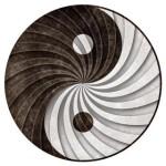 yin yang tegen weerstand