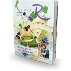 Lekker raw, recepten- en inspiratieboek