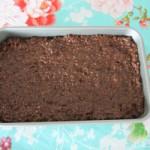 Gezonde noten brownie (raw)