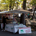 Goed eten Gezond leven op het Streek Food Festival in Edam