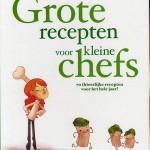 Kookboek van de Maand Mei: Grote recepten voor kleine chefs
