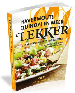Kookboek havermout en quinoa