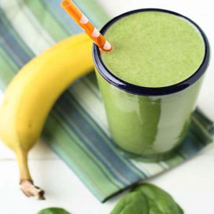 baby groene smoothie