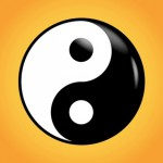 Juiste energie yin yang