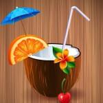 kokosnoot drankje