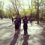 samen trainen halve marathon