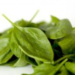 Spinazie, ook lekker als salade