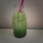 Groene smoothie - de basis