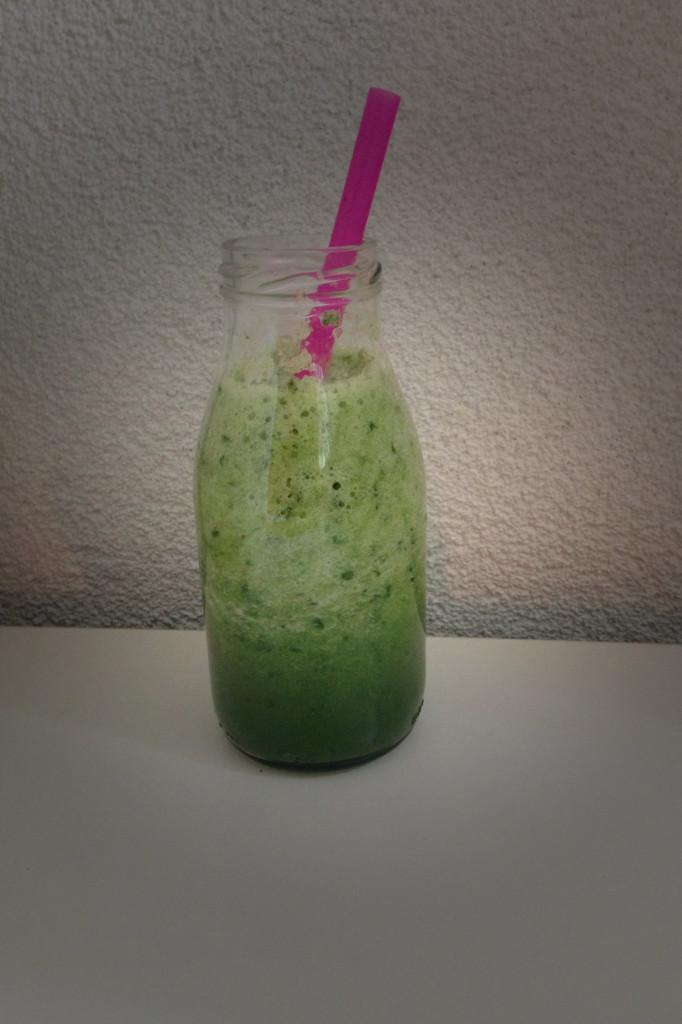 Basis ingrediënten groene smoothie