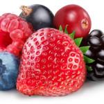 Gezond eten en leven met fruit.