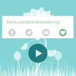 Handige mindfulness app voor op je smartphone