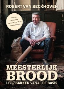 Meesterlijk Brood, boek over brood bakken.