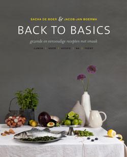 Tweede kookboek, fotoboek van Sacha de Boer