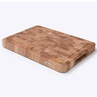Mooie dikke houten snijplank