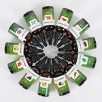 Greensweet Stevia flesjes cirkel