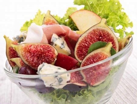 vijgen-salade-met-blauwe-kaas