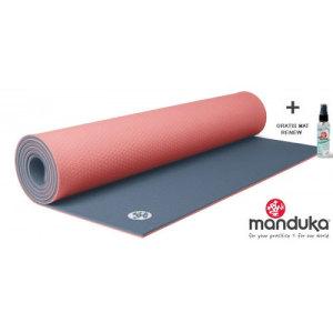 Yogamat of fitnessmat als sinterklaascadeau
