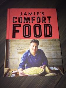 Jamie's nieuwste kookboek over Comfort Food