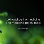 Hypocrates - gezonde voeding - afslanken