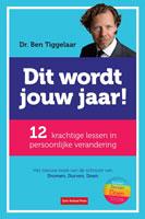 Boek over persoonlijke groei en succes komend jaar van Ben Tiggelaar