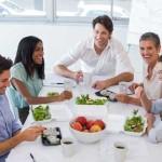 geheim van een succesvolle lunchpauze