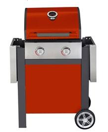 Rode barbecue Jamie Oliver, ook voor de winter!
