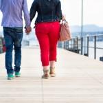 te weinig bewegen - risico op sterfte - wandelend koppel