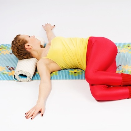 Yoga oefeningen afvallen