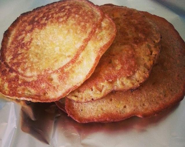 Wortelkoekjes, recept uit de oervoeding