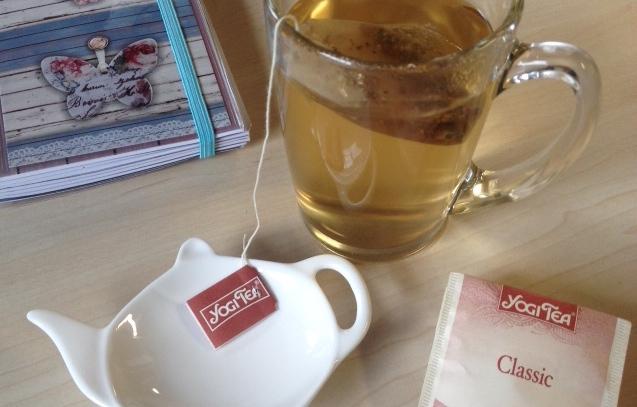Waarom biologische thee?